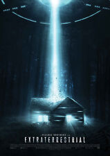 New Movie Poster Print: Extraterrestrial A3 / A4
