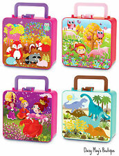 Double Decker Bento School Lunch Boxes for Kids - Lunch Boxes by The Piggy Story