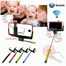 M4 Rechargeable Bluetooth Remote Monopod Selfie Stick For iPhone 6 5 Samssung