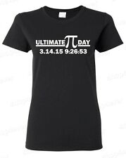 Ultimate Pi Day Women's T-Shirt Math Geek Shirts ? day Shirts 3.14.15 designs