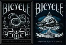 CARTE DA GIOCO BICYCLE VENOM o VENOM STRIKE,poker size