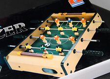 New Funny Children Table Football Machine Games Mini Soccer Toy For Christmas