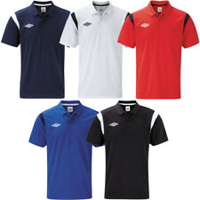 Umbro Cotton Kinder Polo-Shirt 122 134 146 152 158 Poloshirt Hemd Polohemd neu