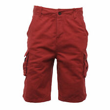 Regatta Kean Mens Coolweave Cotton Outdoor Cargo Action Shorts