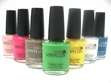 CND Vinylux Nail Polish - Alphabetical from A to R - choose 1