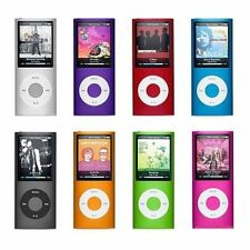 """New 8GB Slim Mp3 Mp4 Player With 1.8"""" LCD Screen FM Radio Video Games"""