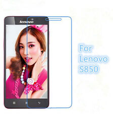 2x 4x Lot HD LCD Clear Front Screen Protector Film Guard Skin For Lenovo S850