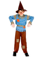 Storybook Kids Boys Scarecrow Fancy Dress Character Book Week Childrens Costume
