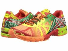 NEW! WOMENS ASICS GEL-NOOSA TRI 9 BRIGHTER ORANGE RED PEPPER RUNNING SHOES SIZE
