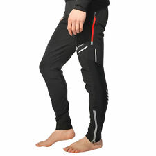 RockBros Cycling Pants Bike Tights Men's Long Pants Trousers Black