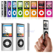 "8GB 1.8"" Slim LCD MP4 MP3 Media Music FM Radio Video Player 4th"