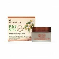Dead Sea Of Spa Bio Spa Purifying Mineral Mud Mask Enriched with Olive Oil 50ml