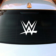 WWE LOGO Vinyl  Decal Sticker Car window PICK YOUR SIZE