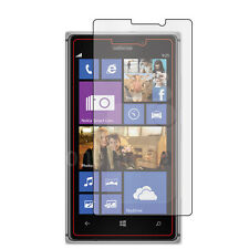 3x CLEAR LCD Screen Protector Shield for Nokia Lumia 925 SX