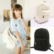 Fashion Casual Women Backpack Bags Lace Canvas Backpack Bag Schoolbags Bookbags