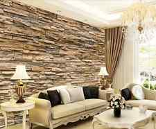 3D Wood Pile Wall Paper Wall Print Decal Wall Deco Indoor wall Mural Home