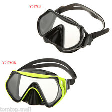 Anti-fog Diving Equipment Adjustable Swimming Goggles Silicone Mask Glasses