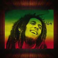 Bob Marley - PP Signed Autographed Framed Photo/Canvas Print