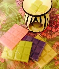 Highly Scented Wax Melt/Tart Bars
