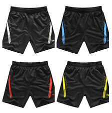 Free shipping New Li Ning Man's Sports shorts Badminton /table tennis shorts