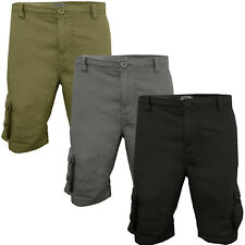 Dissident Mens Gregory Cargo Pants New Designer Summer Utility Combat Shorts