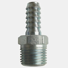 PCL Hose Tail Adaptor CHOOSE SIZE & Quantity Male Thread to HoseTail  Connector
