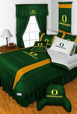 Oregon Ducks Comforter and Sham Twin Full Queen King Size