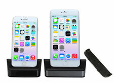 Removable Slot Desktop Dock Station Cradle Holder Charger For iPhone 6s 6 Plus