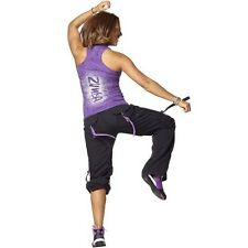 Zumba Cargo Pants Black Blue Pink Green White many colors- Styles and All sizes