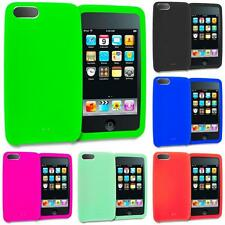 For iPod Touch 3rd 2nd Generation 3G 2G Silicone Soft Skin Case Cover Color