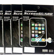 3x Clear LCD Guard Shield Screen Protector Film Cover FOR Samsung Phones 2015