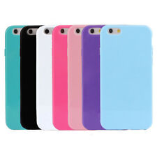 Soft TPU GEL Silicone Skin Case Cover Skin For iPhone 6 4.7 Inch Salable