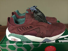 Puma Men Disc Blaze Crackle burgundy zinfandel 357775-02