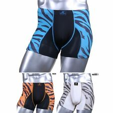 Mens Compression Boxer Shorts Mesh DZ Under Base Layer Inner Wear Mesh Boxers