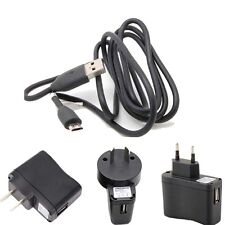 MICRO Data Sync USB AC WALL for CHARGER Samsung I9001 I997 I9008L I809_sx