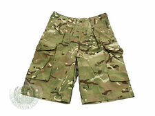 GENUINE:  British Army (Military) Issue - MTP Camo / Camouflage Combat Shorts