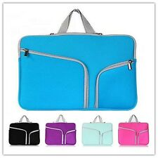 "Laptop Sleeve Carry Bag Case For Apple Mac MacBook Air Pro & Retina 11"" 13"" 15"""