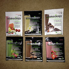 Beachbody Shakeology Meal Replacement Nutrition Shake Individual 1-Serve Packets