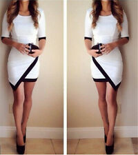 2015 Womens SUMMER Sexy Bodycon Casual Cocktail Party Evening Slim Summer Dress