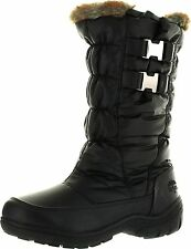 Totes Womens Bunny Waterproof Winter Snow Boots