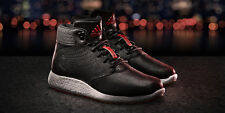 New Mens Adidas D Rose Lakeshore Boost Performance Black Basketball Shoes C77494