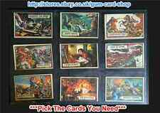 ☆ A&BC 1965 Civil War News (Cards 46 to 88) (G/F) ***Pick The Cards You Need***