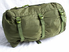 OLIVE UNI COMPRESSION STUFF SACK for SLEEPING BAG CLOTHES CAMPING HIKING HUNTING