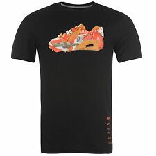 Nike Max Trainer T Shirt Mens Black Top Tee Tshirt