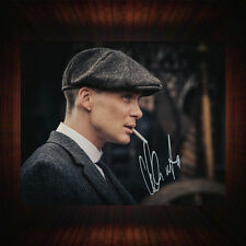 Collian Murphy Peaky Blinders PP Signed Autograph Framed Photo/Canvas Print