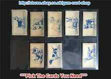 ☆ Carreras Turf Slides Famous Dog Breeds 1952 (G/F) *Pick The Cards You Need*