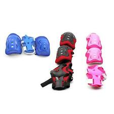 6pcs Child Kids Skating Elbow Knee Wrist Protective Guard Safety Pads Skate Gear