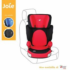 Joie Trillo High Back Isofix Booster Car Seat  With Cup Holders - Group 2 / 3