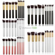 10Pcs Professional Cosmetic Makeup Tool Brush Brushes Set Powder Eyeshadow Blush
