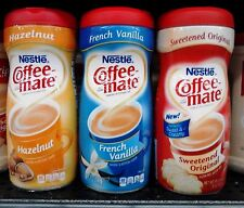 Nestle ~ Coffee-mate Powder Creamers ~ Your Choice!